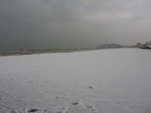Neve a Cattolica